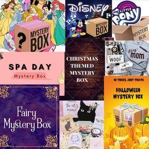 Themed mystery box